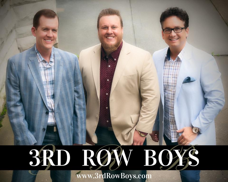 3rd Row Boys