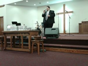 Gregory T. Ridenhour / AFC Ministries