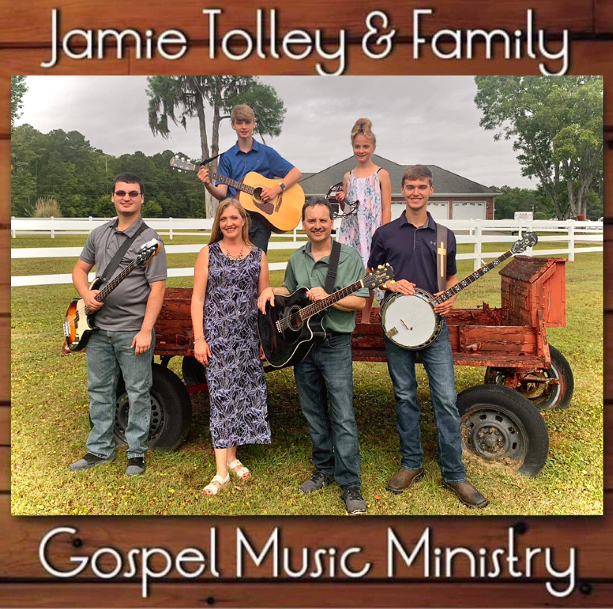 Jamie Tolley & Family