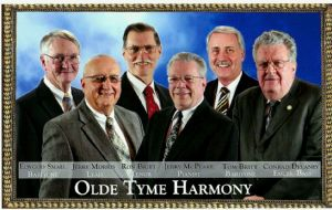 Olde Tyme Harmony Quartet