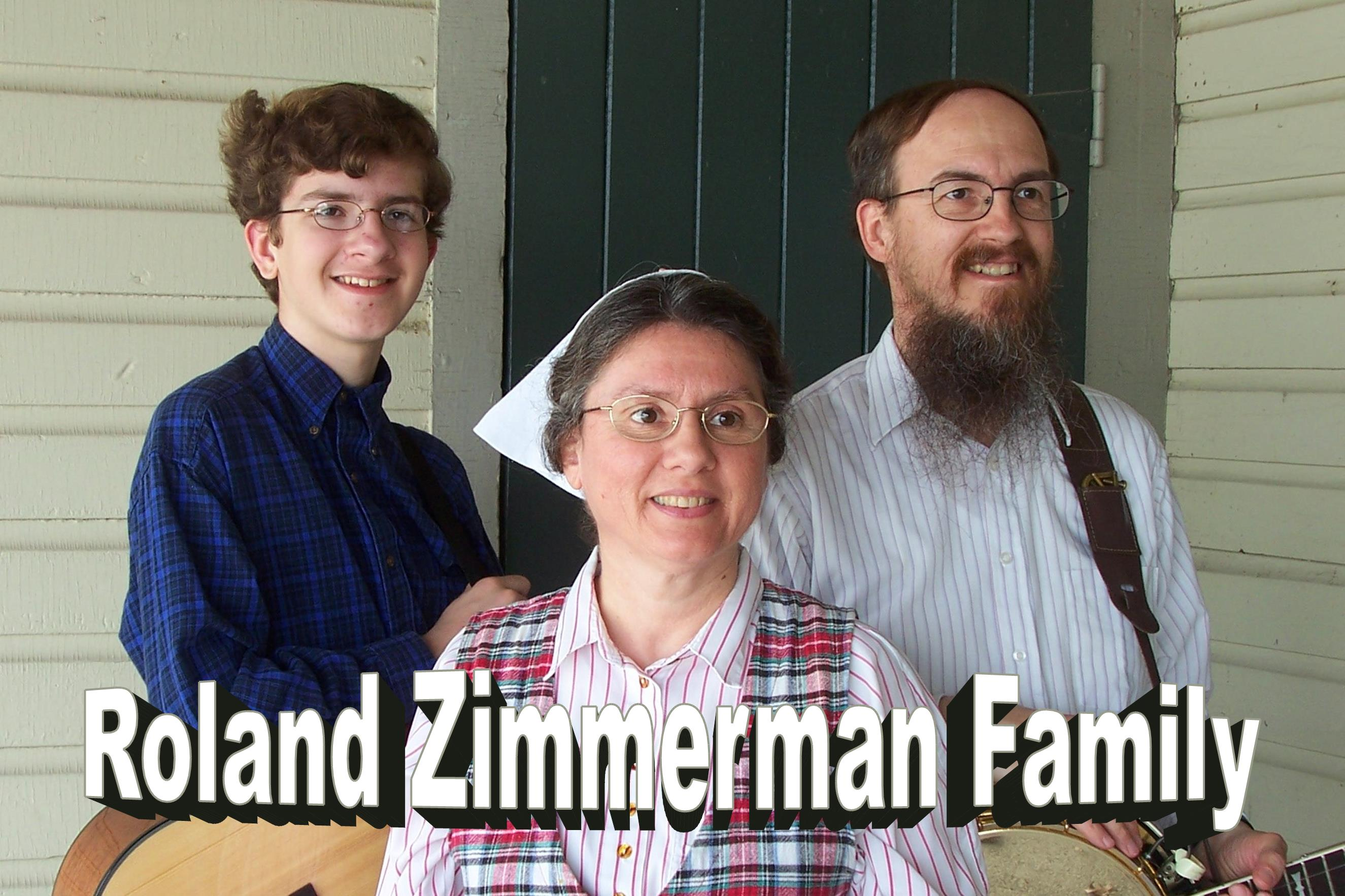 Roland Zimmerman Family