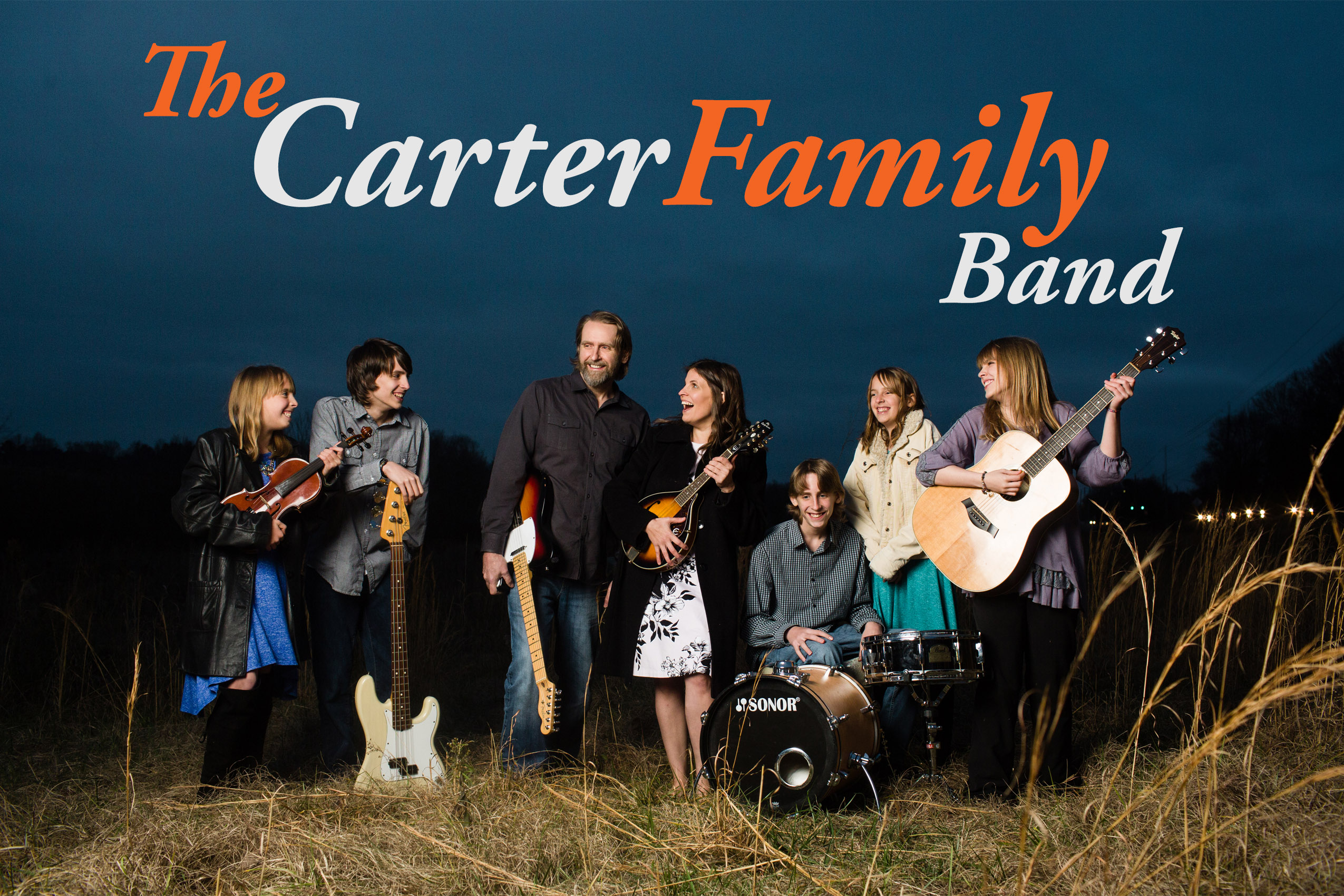 The Carter Family Band